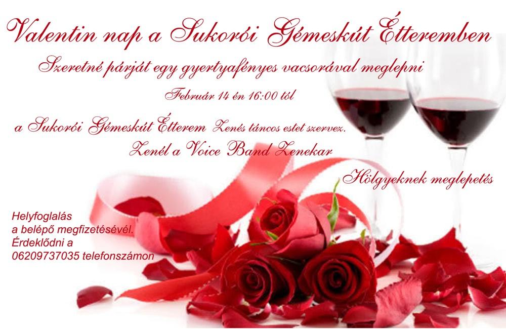 Valentin napi Est